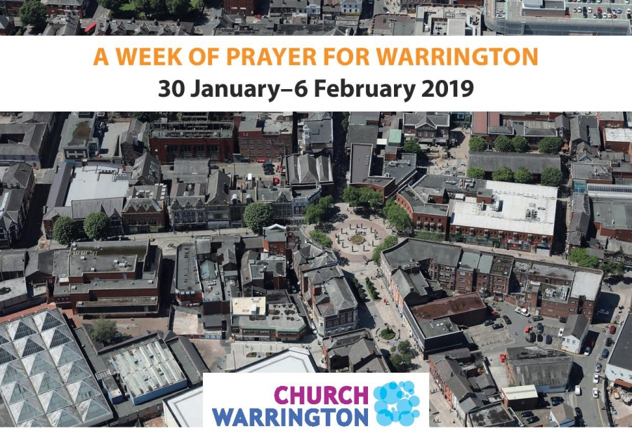 A Week of Prayer for Warrington